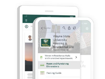 Download the WSU Housing app