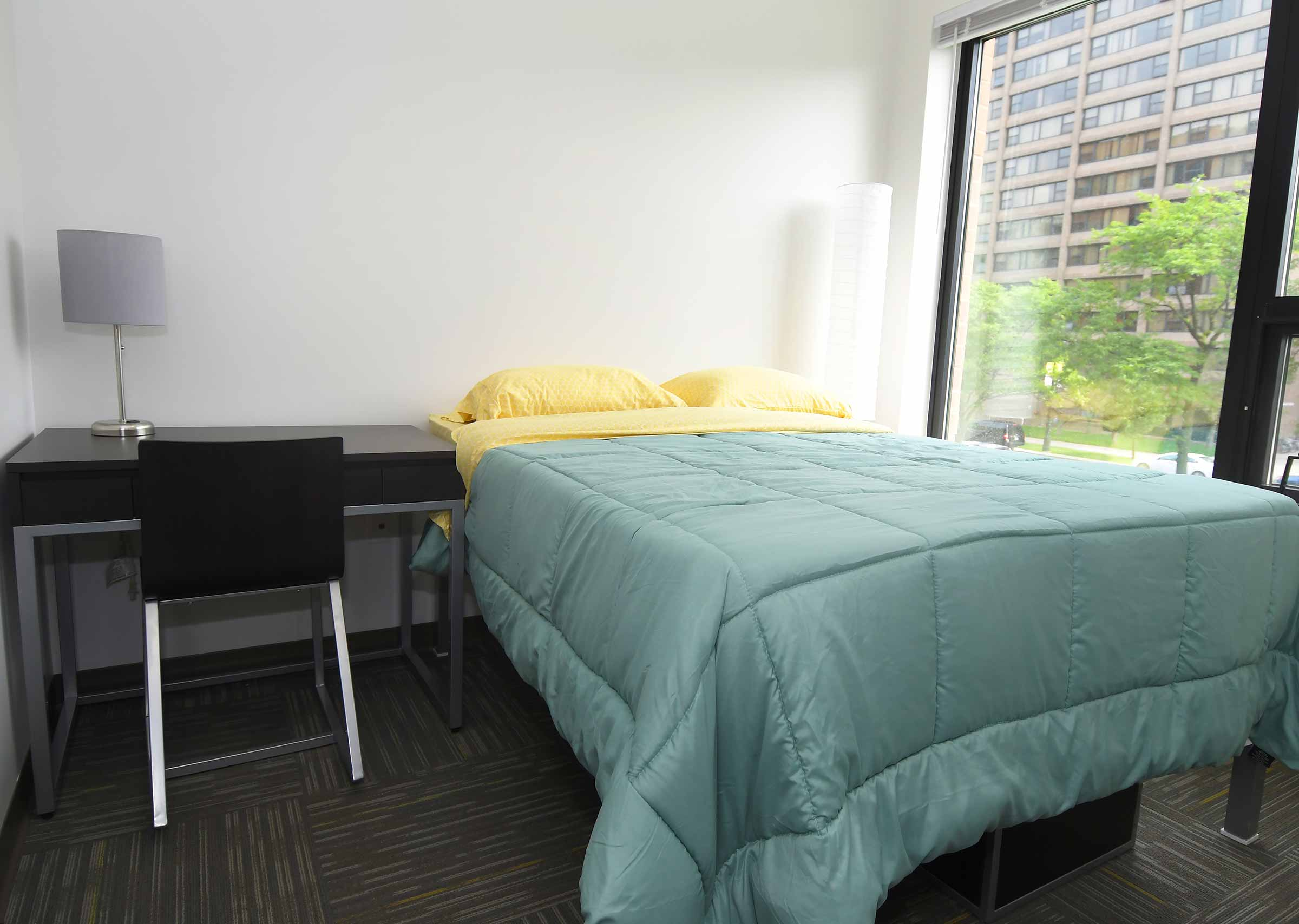Anthony Wayne Drive Apartments Housing Residential Life Wayne State University
